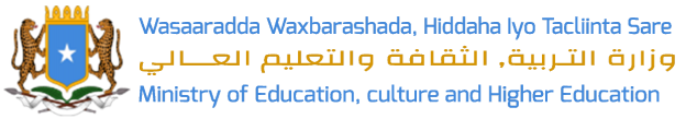Ministry Of Education, Culture and Higher Education